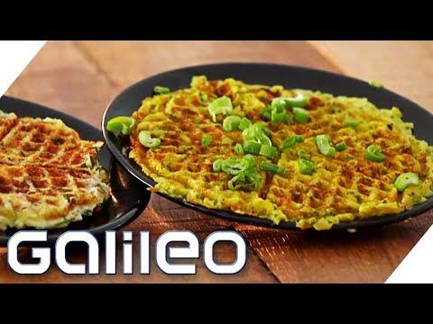 Gourmet-Food aus Tiefkühl-Essen | Galileo | ProSieben