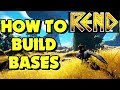 REND - Rend Base Building - (How to build in Rend) Rend Tutorial