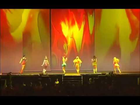 Winx on Tour  Wij zijn Winx! DUTCH