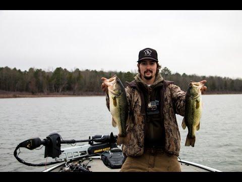 A-Rigs In January! Arkansas Bass Fishing!!