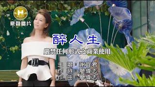 謝宜君-醉人生【KTV導唱字幕】1080p thumbnail