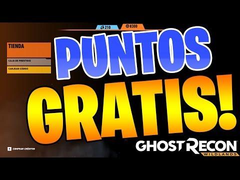 PUNTOS GRATIS!! NUEVO BUG!!! TODO GRATIS!!! GHOST RECON WILDLANDS (PARCHEADO) :(