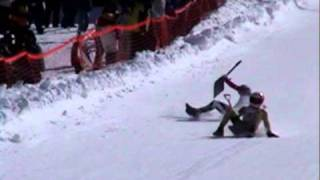 Shovel Racing Action Video