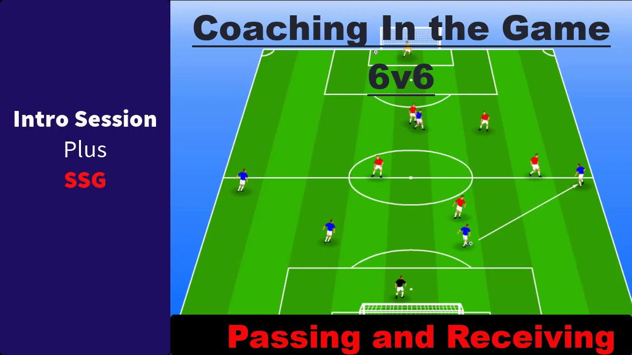 Coaching in the Small Sided Game