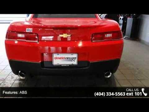 2015 Chevrolet Camaro LT - Rick Hendrick Chevrolet of Buf...