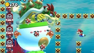 Super Mario Maker - 100 Mario Challenge - Super Expert Difficulty #2