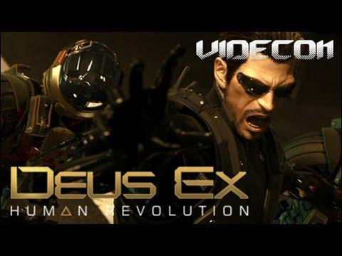 Deus Ex: Human Revolution Análisis (Review)