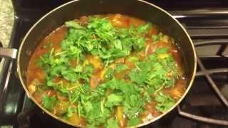 Fiji Style Tin fish curry