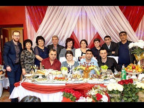 Армянская  Помолвка Арам&Астхер VIP клип нн