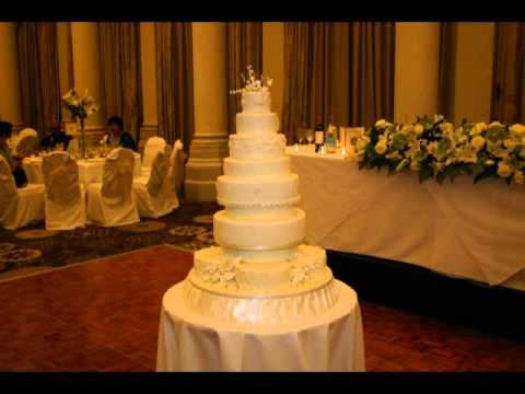 biggest tier wedding cake 9 tier wedding cake at the langham hotel in 11741