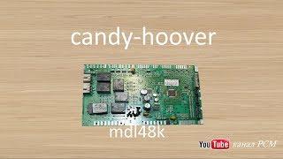 стиральная машина candy hoover ремонт, обзор электроники.