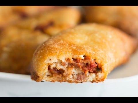KETO HOT POCKET || LOW CARB PIZZA POCKETS