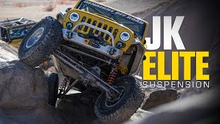 JK Elite Suspension by GenRight Off Road