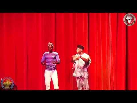 Combé et maniouk au Show de l'entreprenariat, organisé par le groupe S.M.D