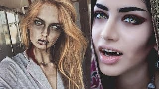 Top Halloween Makeup Tutorials Compilation | Scary Special Effects - How to Make up Halloween #6