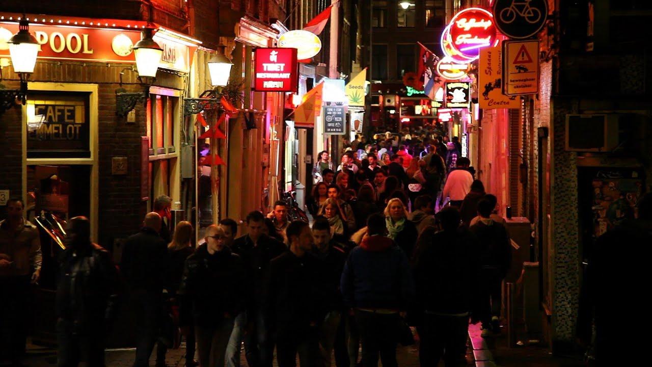 De Wallen Amsterdam S Red Light District Youtube