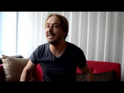Jonas Karlsson : Intervju inför Cockpit