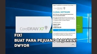 Corel Draw X8 Illegal Copy Fix Haihay Info