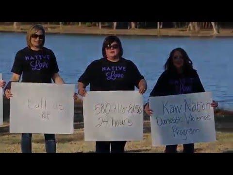 Kaw Nation Domestic Violence PSA
