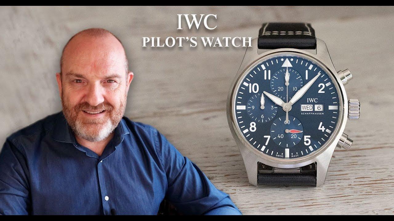 IWC Pilot's Watch Chronograph 41 mm 2021