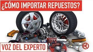 ¿Cómo importar un repuesto para mi auto? - Voz del Experto | TODOAutos.pe