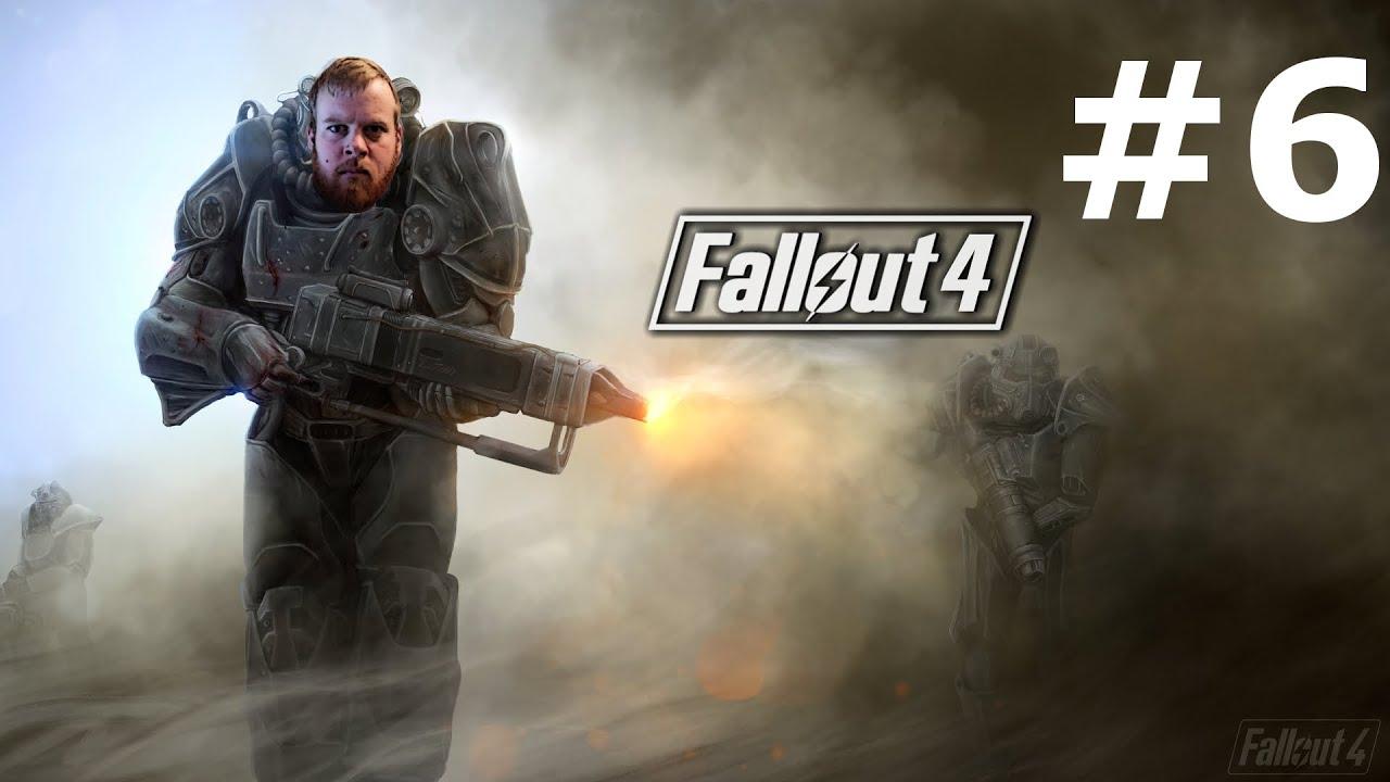 Fallout 4 - Paladyn i kolejny pancerz wspomagany #6 - YouTube