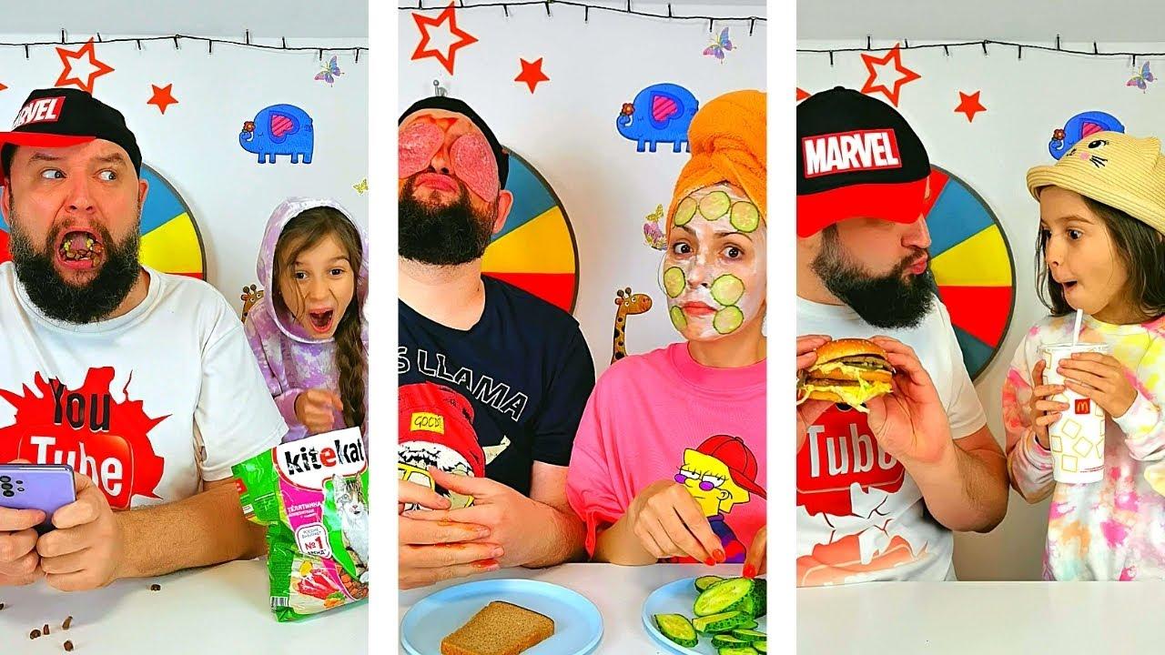 Kiss Family Tiktok & Shorts Videos Compilation Funny😘