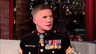 CMOH recipient Kyle Carpenter