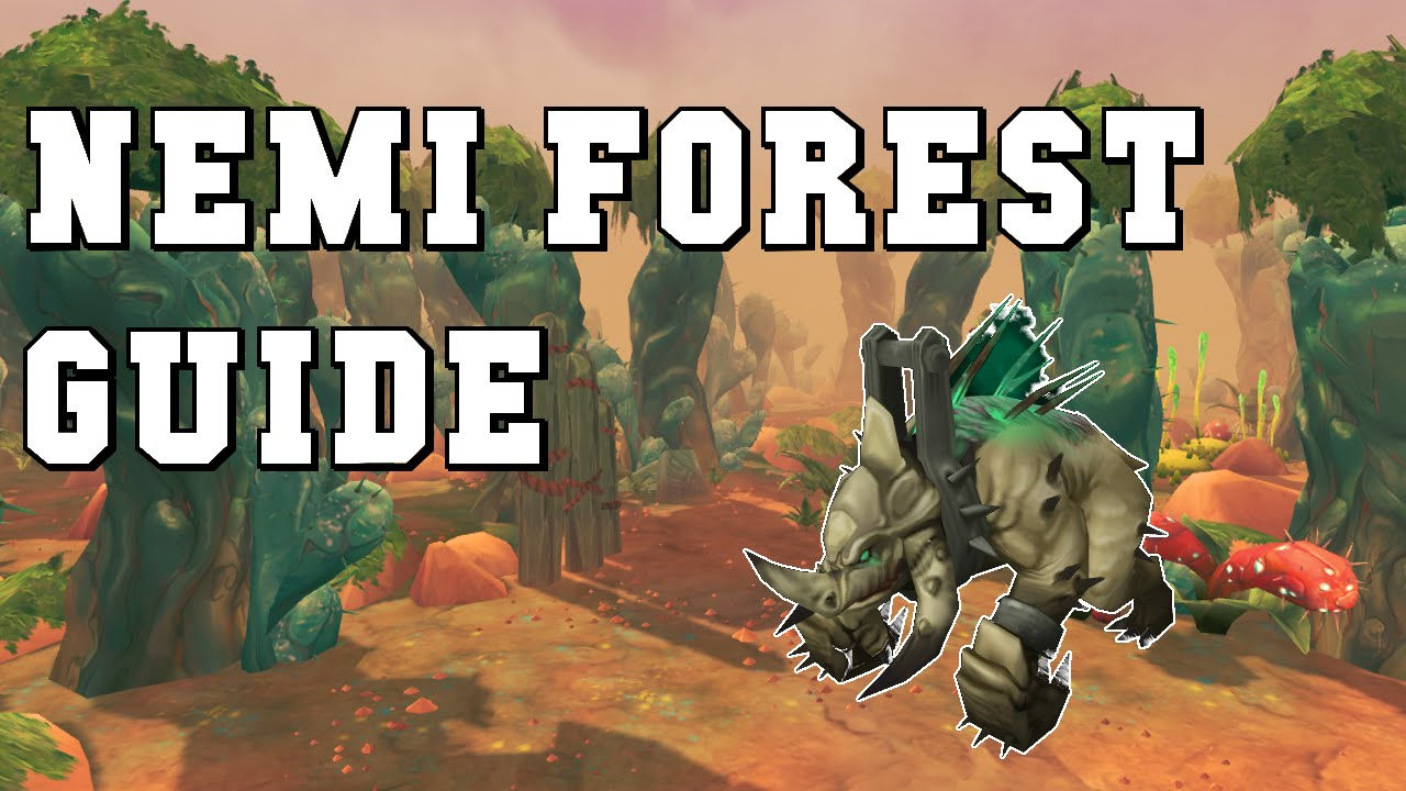 how to get to nemi forest