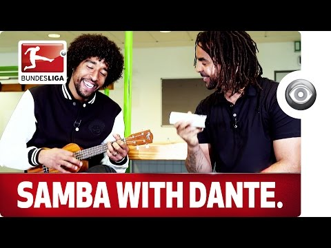 Dancing with a Brazilian Star  - Owo meets Dante