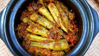 Cá Bống kho Nghệ || cách kho cá chắc ngon ,ăn là nghiền.