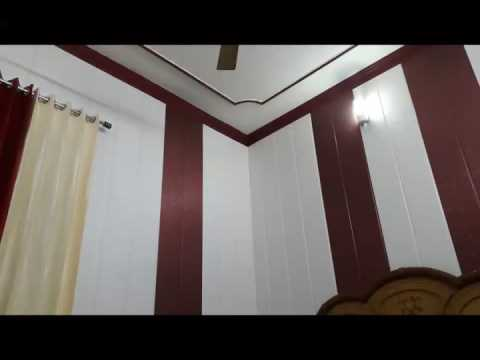 Pvc Wall Pannel Design Youtube