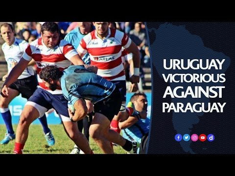 Uruguay v Paraguay | Highlights: Los Teros dominate in South American Championship
