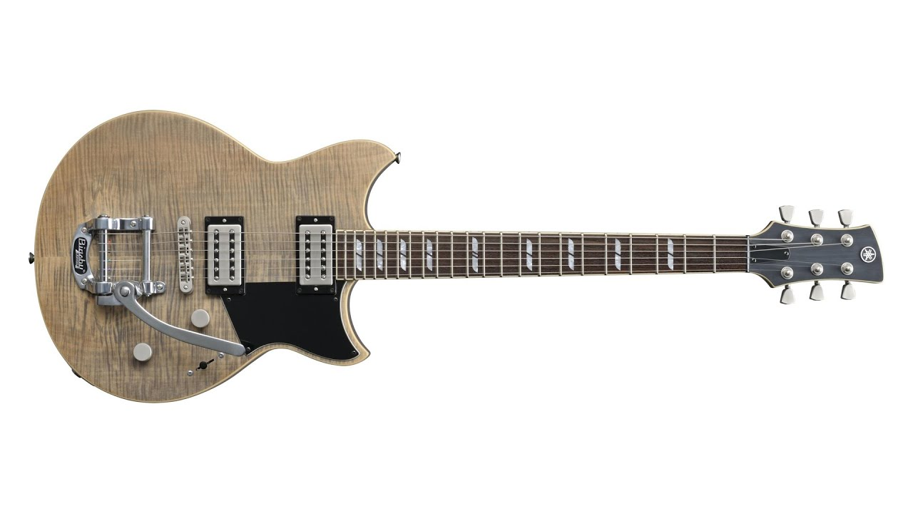 yamaha revstar rs720b electric guitar demo by sweetwater youtube