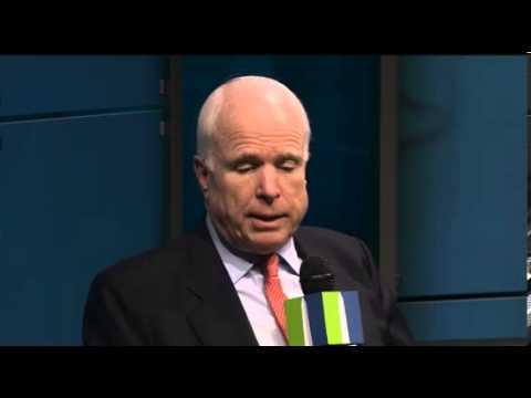 McCain: Kerry Has Been a 'Human Wrecking Ball'