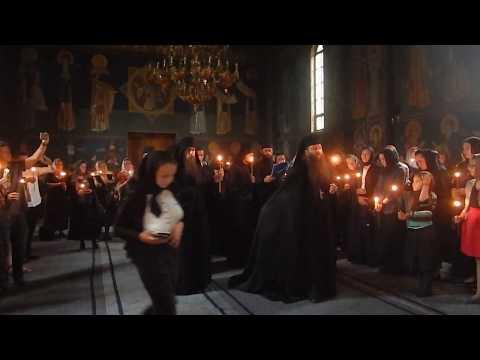 Arhimandrit Dumitru Cobzaru. Tundere In Monahism La Manastirea Rebra-Parva