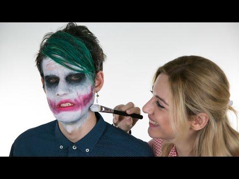 Orkun Işıtmak Ile Joker Makyajı - Cadılar Bayramı