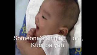"""Kum Ba Yah"" with lyrics"