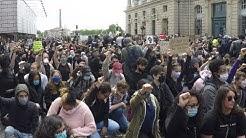Paris : nouvelle journée de mobilisation contre le racisme et les violences policières