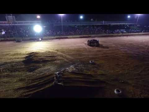 Monster Trucks at Delaware International Speedway