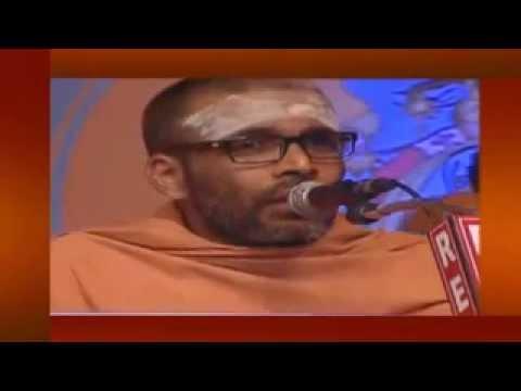 Dharmaraksha Sangamam   Speech Chidanathapuri Swamikal