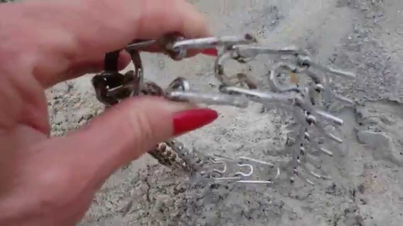 Strange Beach Find Metal Detecting In Emerald Isle Nc