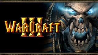 Warcraft III. 2x2 с Майкером и потные 1х1.