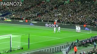 Tottenham Hotspur Vs JUVENTUS     Goal Son Heung Min 1-0