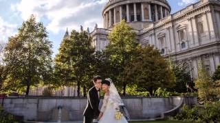 Alice & Ethan Pre-wedding photography MV in London