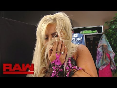 Charlotte vents her frustrations on Dana Brooke: Raw, Sept. 5, 2016