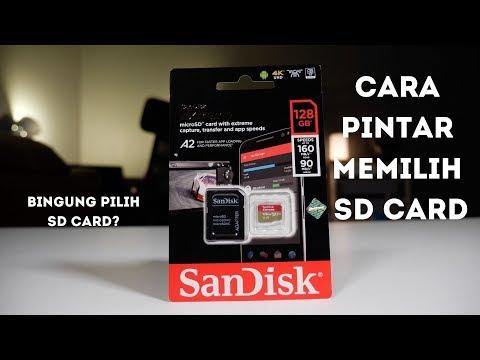 Tips Pintar Memilih SD Card Buat Gadgetmu // #TAMPAR ep 6 : SD Card