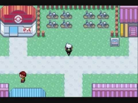 Pokemon Emerald Version Walkthrough Part 10 - Mauville ...