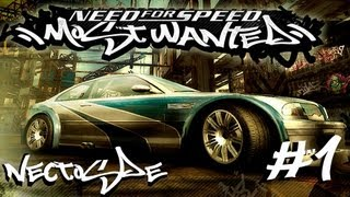 Need for Speed Most Wanted gameplay parte 1 | INTRODUCCION | NECTOSDE
