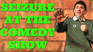 Download Woman Has A Seizure At My Show | Andrew Schulz | Stand Up Comedy Mp3 and Videos